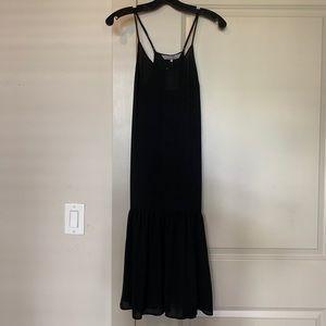 Clover Canyon Concepts XS Black Maxi Dress